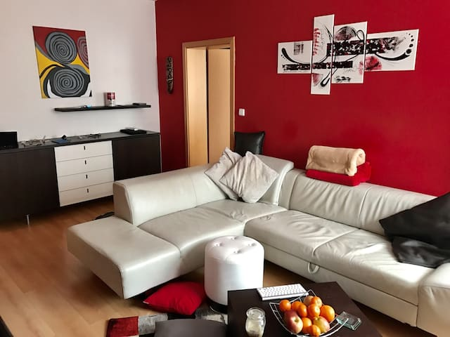 Modern flat. Very close to city centre - Pilsen - Haus