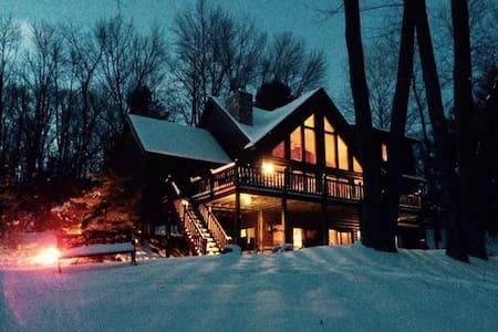 Loon Lodge on Long Lake, Washburn County WI