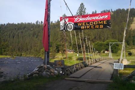 Southfork River Ranch - Stites - Bed & Breakfast
