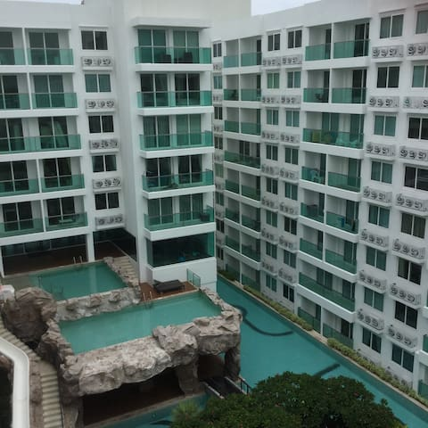 Vacances pattaya sawadee kha appartements en - Appartement de vacances pattaya major ...