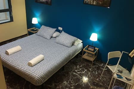 ❤️ My Romantic Room + Super Location + Fibra WiFi! - València