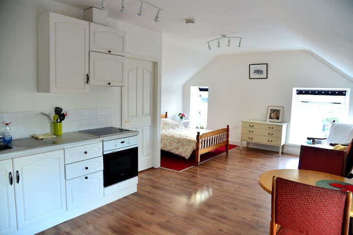 Self Catering Studio-Perfect for Couples - Oughterard - Apartamento