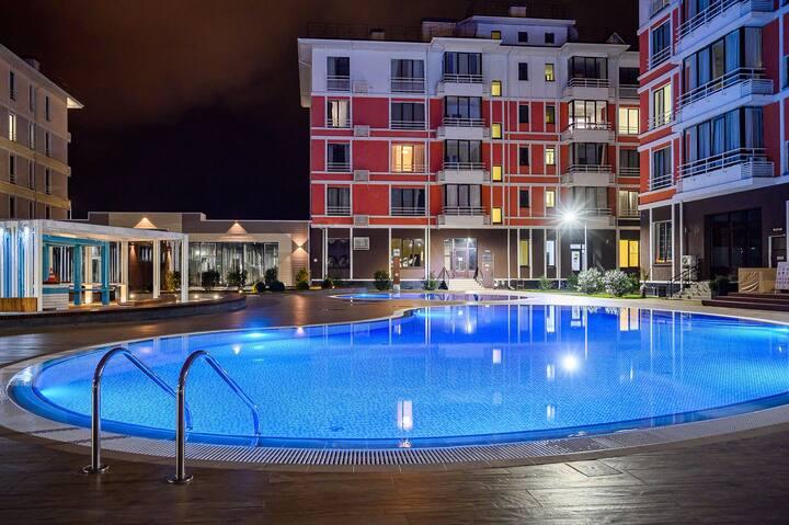 Sea Side Resort Ap.2