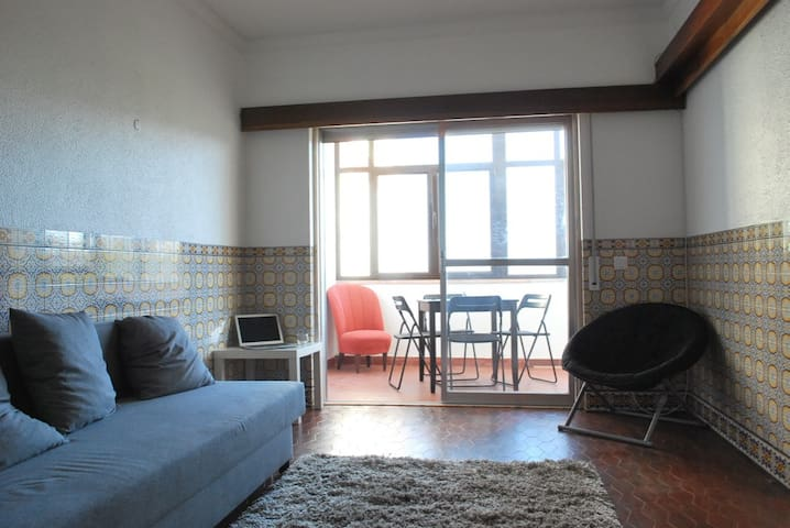 Apartament on the Beach for 4 ppl Cascais/Estoril - Estoril - Pis