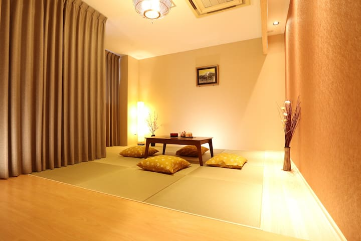 True Inn202#5mins walk from Namba station