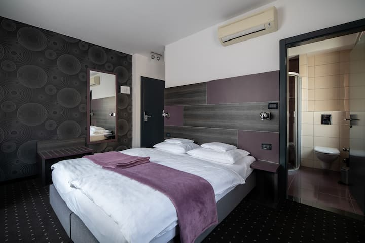 Double or Twin Room With Extra Bed.
