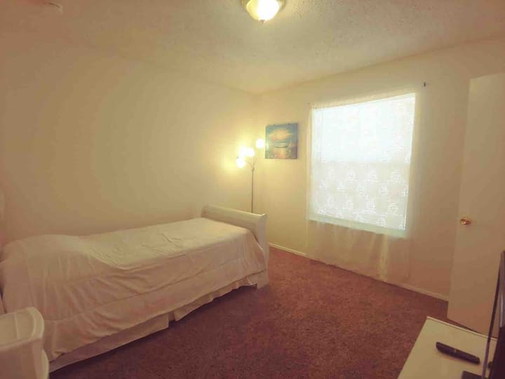Nice relaxing West side room with great location
