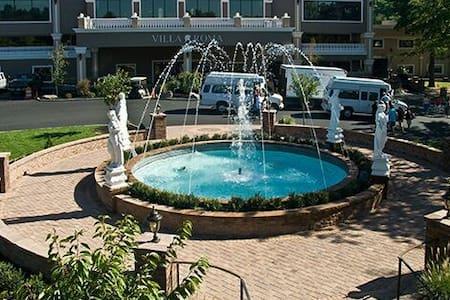 Villa Roma Resort - Callicoon