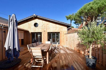 Jolie maison très bien située au Cap Ferret - Lège-Cap-Ferret