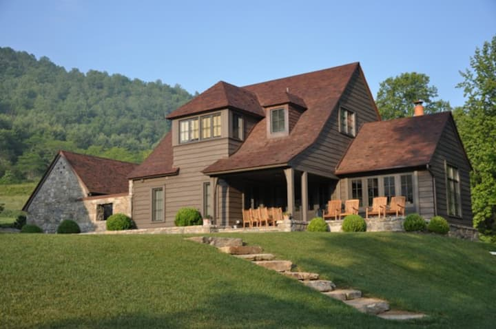 Luxurious Mountain Home--The Laurel