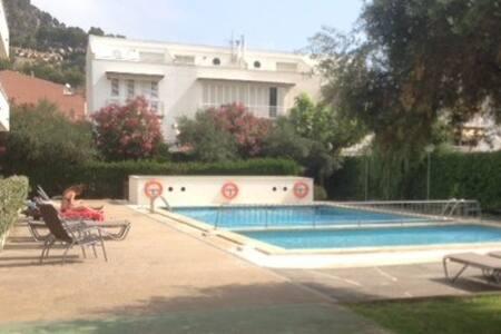 Apartaments amb piscina a l'Estartit