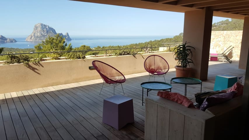 Luxurious appartement Vue Mer Es Vedra