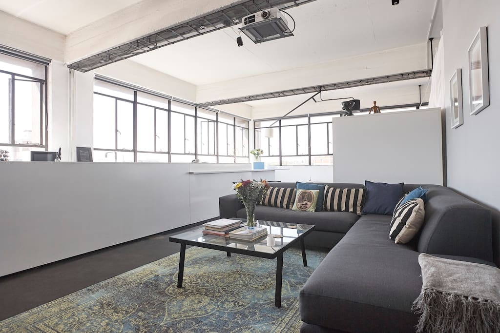 705 - The Perfect Penthouse in Maboneng, Jhb - Apartments for Rent ...