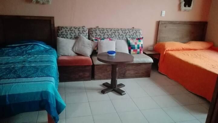 Habitacion 4 con baño privado