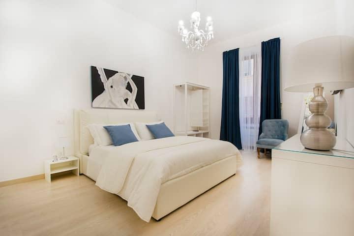 Maison  San Paolo - Saphirus Room