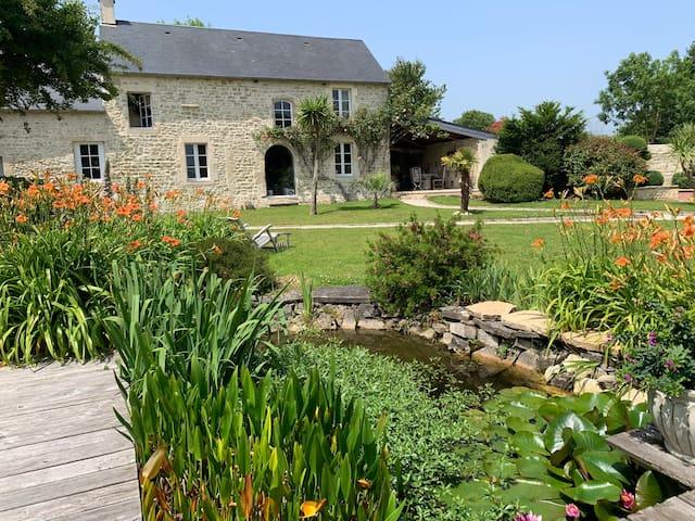 Maison de charme - Bayeux