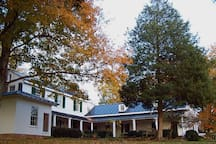 Inn during Fall