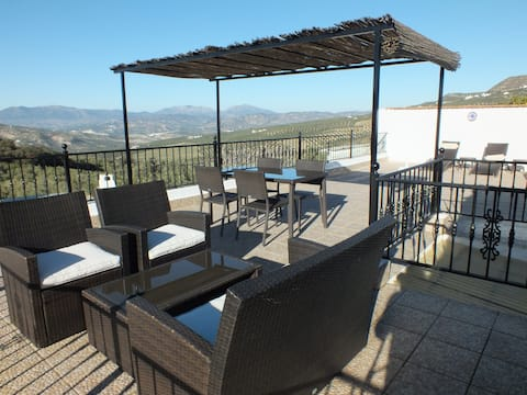 Kayenne 3 luxury private roof terrace apartment