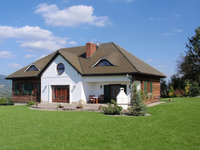 Holiday home Dworek in Rychwald