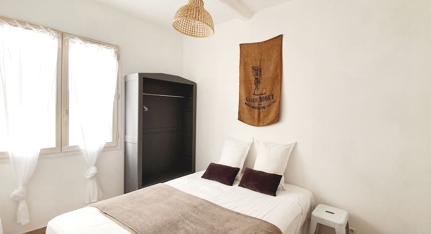 Quiet, air conditioning, wifi, city center AVIGNON
