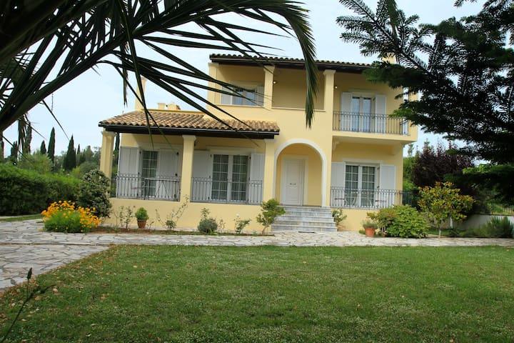 Villa Georgina - Corfu - Villa
