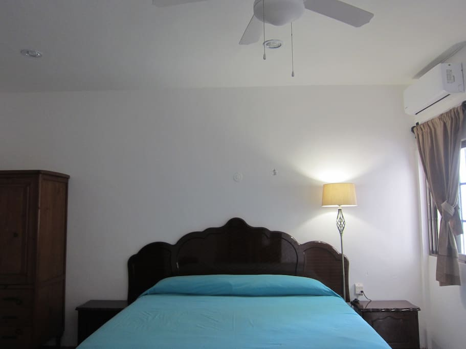 king size main bed
