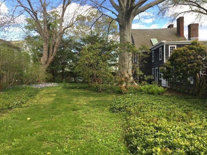 East Hampton's Best Village Location