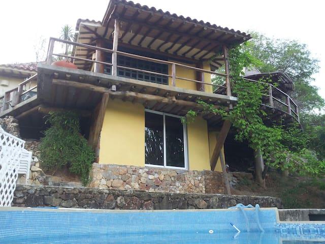 Casa en la montana  sueno tropical - Nueva Esparta - House
