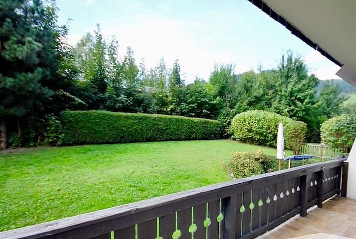 'Lake and Mountain' 2 person apartment with garden - Zell am See - Wohnung