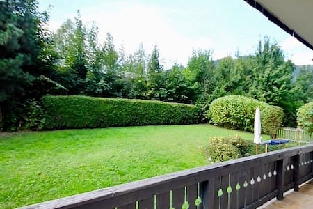 'Lake and Mountain' 2 person apartment with garden - Zell am See - Daire