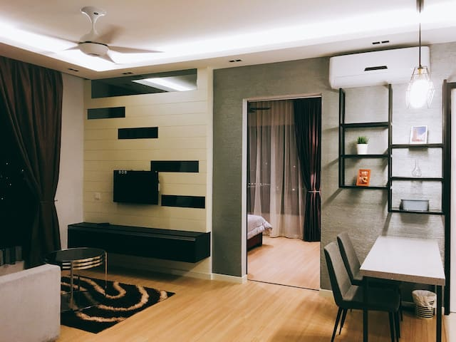 2BR Cozy Condo at USJ1 Subang Jaya& near to Sunway