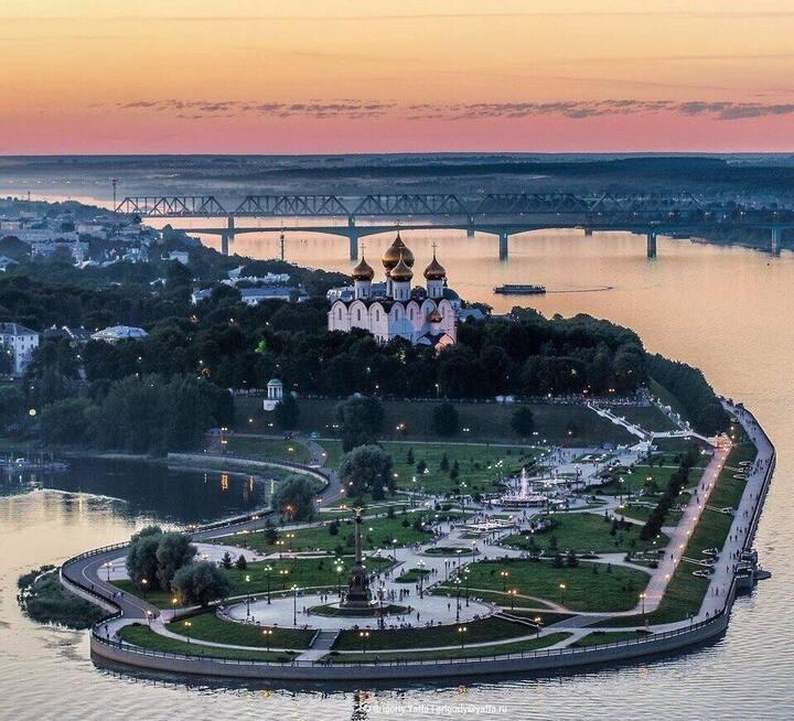 Ярославль - туристическая Мекка России!