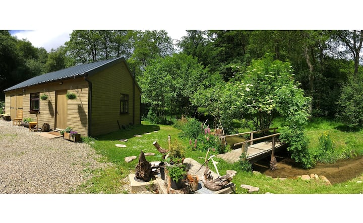 Secret valley cottage, close to Rievaulx Abbey