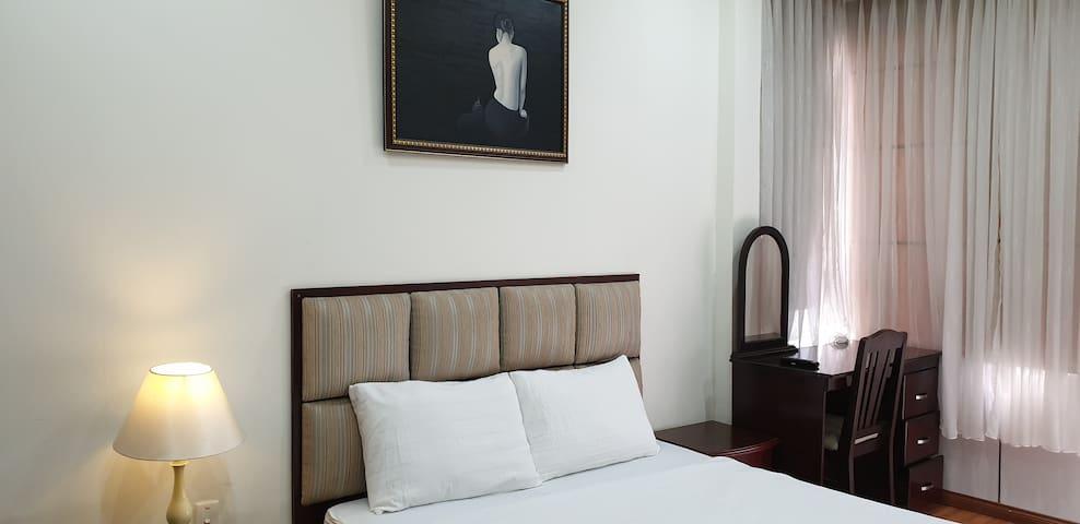 Vitage heart of charming SaiGon- Two bedroom
