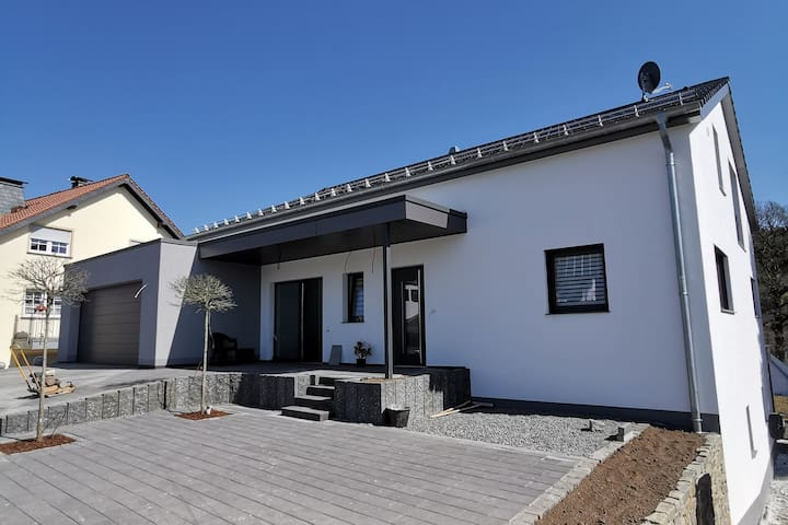Refined Apartment in Bleialf with Skiing nearby