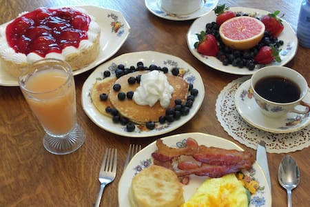 Paducah Bed and Breakfast - Szoba reggelivel