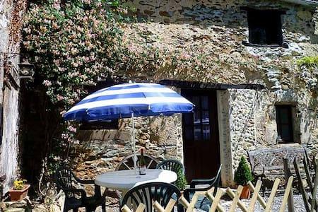 Les Petites Pierres- rural + wifi,pool,games field - Vernoux-en-Gâtine - 一軒家