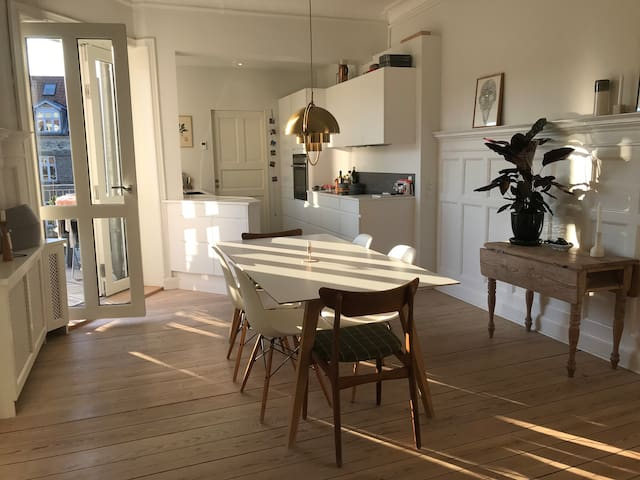 ·· Stunning Apartment in the heart of Aarhus ··