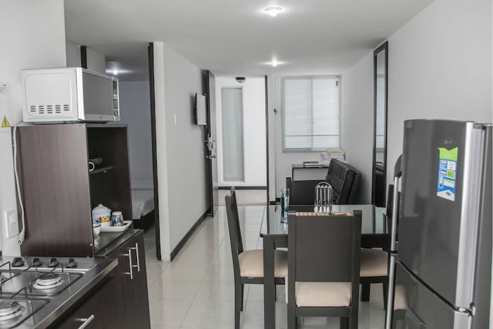 Beautiful new apartment near the National Coffee Park!