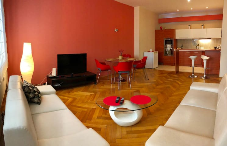 Obchodna Apartment 2 bedrooms