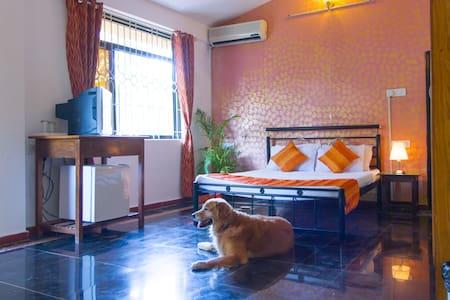c.Ollie Stays - Siolim - North Goa - Nord-Goa