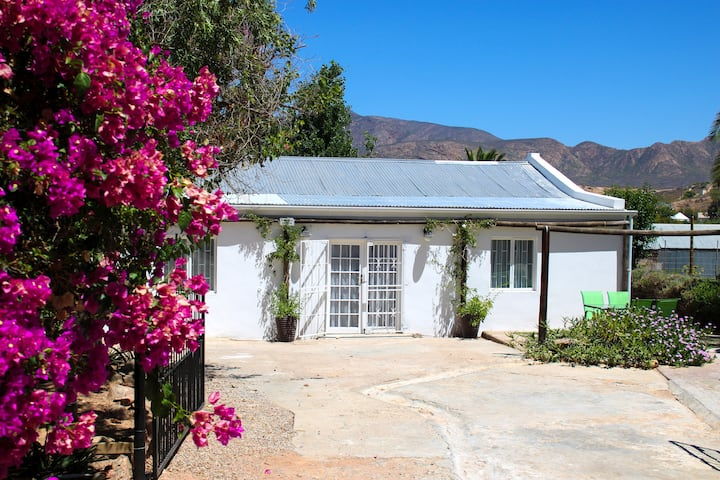 Self Catering unit in Calitzdorp