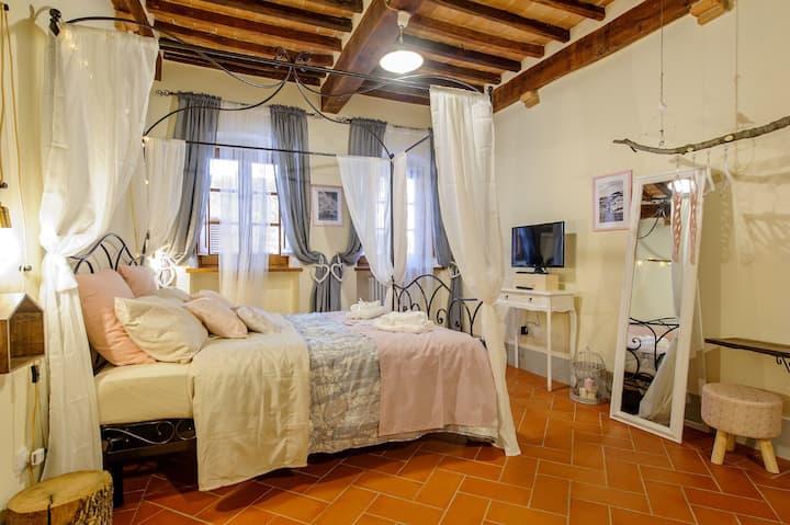 Residenza d'Epoca La Rosa Suite