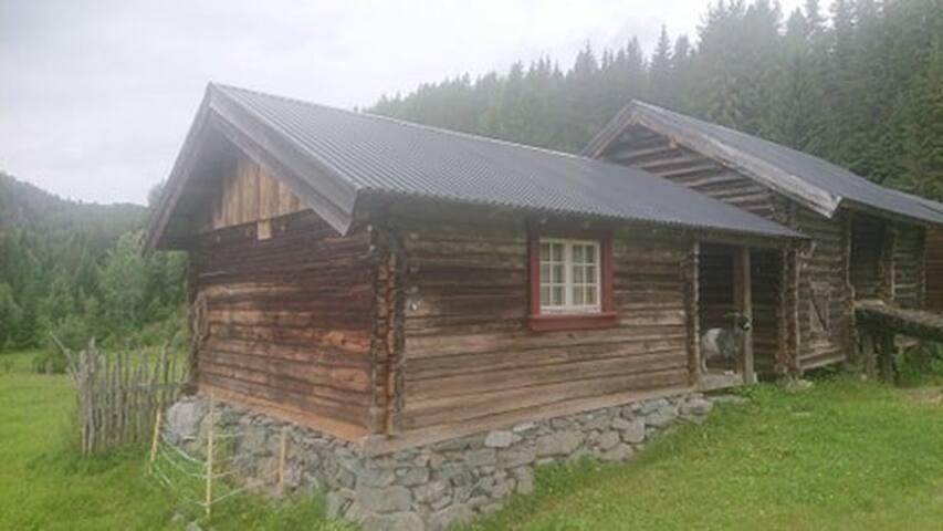 Dalenfjøset cabin