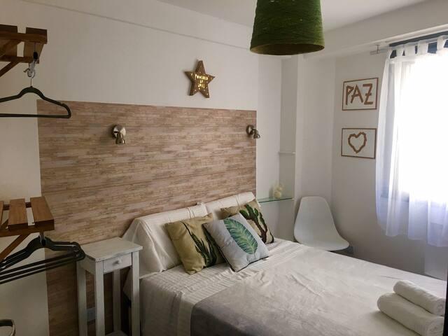 EXTRA NEW MINI ONE BEDROOM APT IN PALEMO