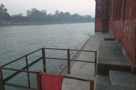 Riverside Paradise( Home away from Home) - Haridwar - 小平房