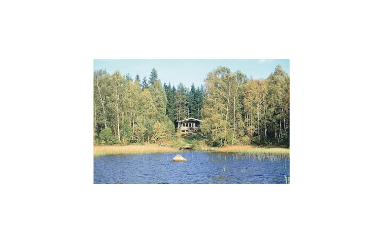 Holiday cottage with 2 bedrooms on 50m² in Älmeboda