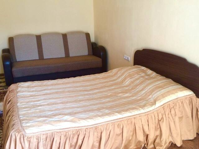 Cozy apartment in the center of Bishkek city