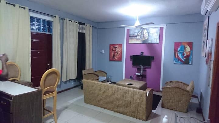 HOME AWAY FROM HOME, ONE BEDROOM FURNISHED