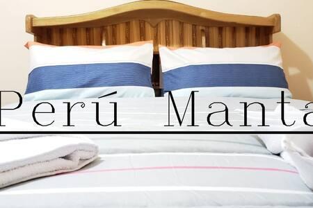 CASA PERÚ MANTA JULIACA